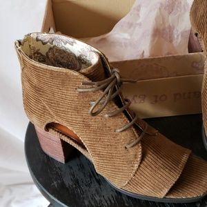New with box booties